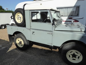 1955 Landrover series one V8 For Sale (picture 2 of 6)
