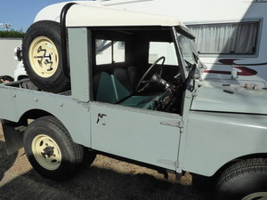 1955 Landrover series one V8 For Sale (picture 5 of 6)