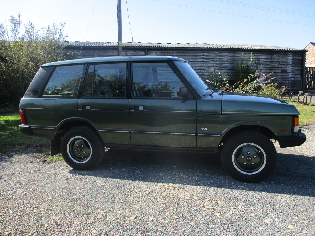 1994 Range Rover V8 Classic Automatic SOLD (picture 2 of 6)