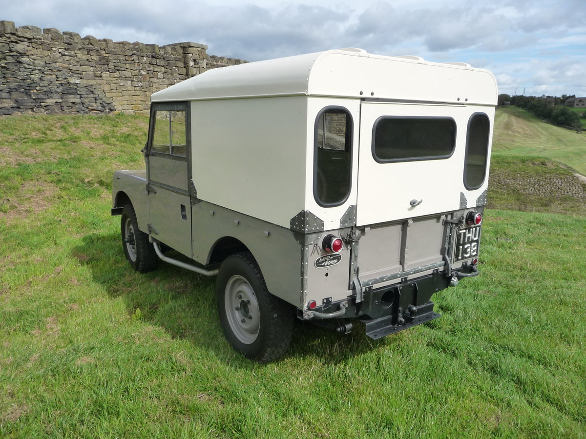 1954 LAND ROVER SERIES 1 – AN ABSOLUTE DELIGHT ! For Sale (picture 3 of 10)