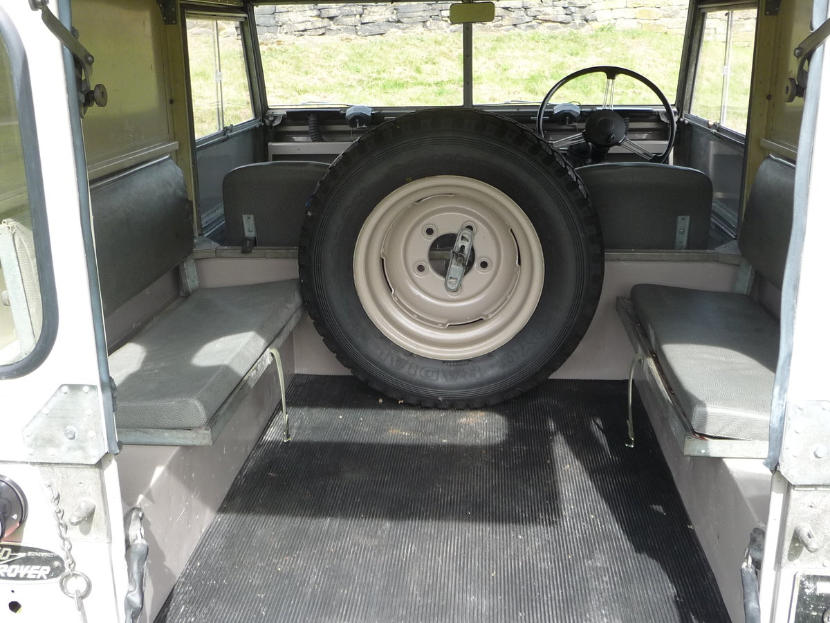 1954 LAND ROVER SERIES 1 – AN ABSOLUTE DELIGHT ! For Sale (picture 5 of 10)