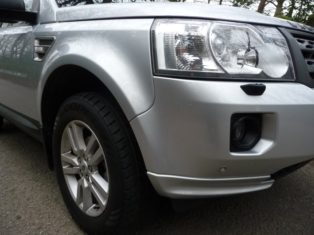 2012 FREELANDER 2 XS – MANUAL – 47,000 MILES For Sale (picture 7 of 10)