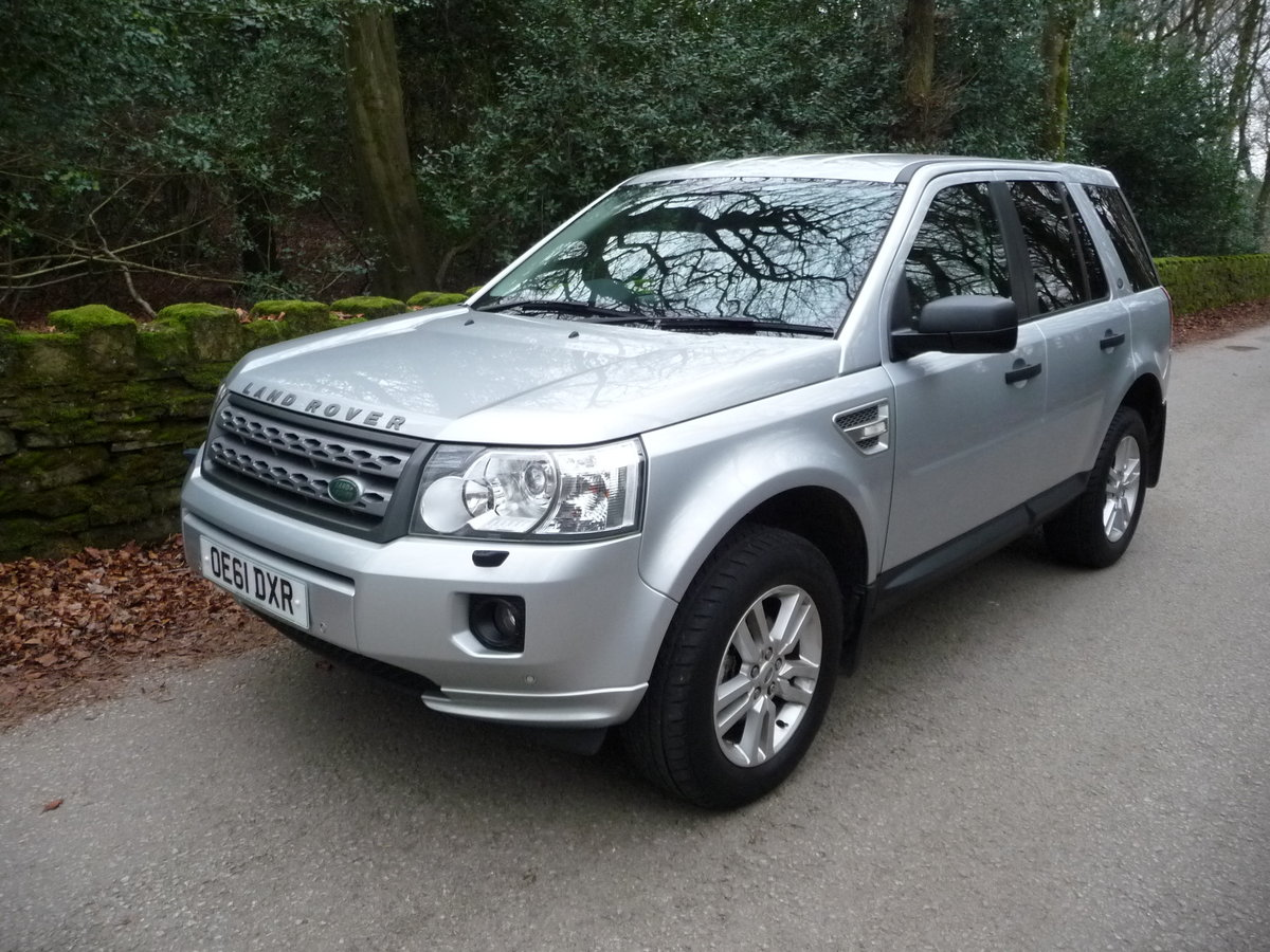 2012 FREELANDER 2 XS – MANUAL – 47,000 MILES For Sale (picture 8 of 10)