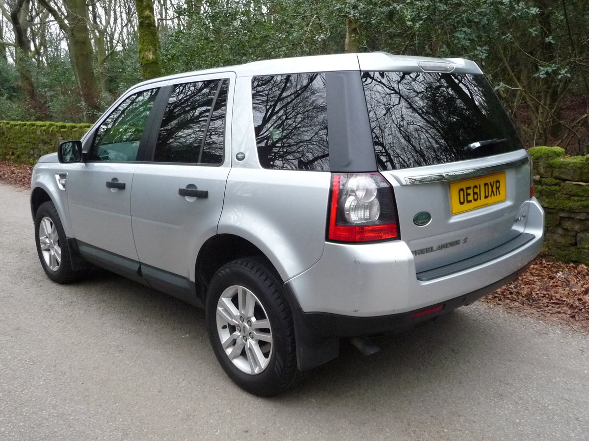 2012 FREELANDER 2 XS – MANUAL – 47,000 MILES For Sale (picture 9 of 10)