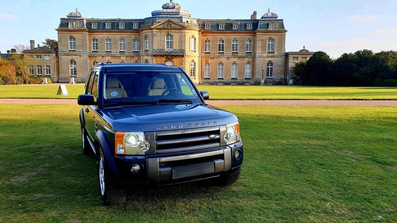 LHD 2005 Land Rover Discovery 3, 2.7 4X4 LEFT HAND DRIVE For Sale (picture 1 of 6)
