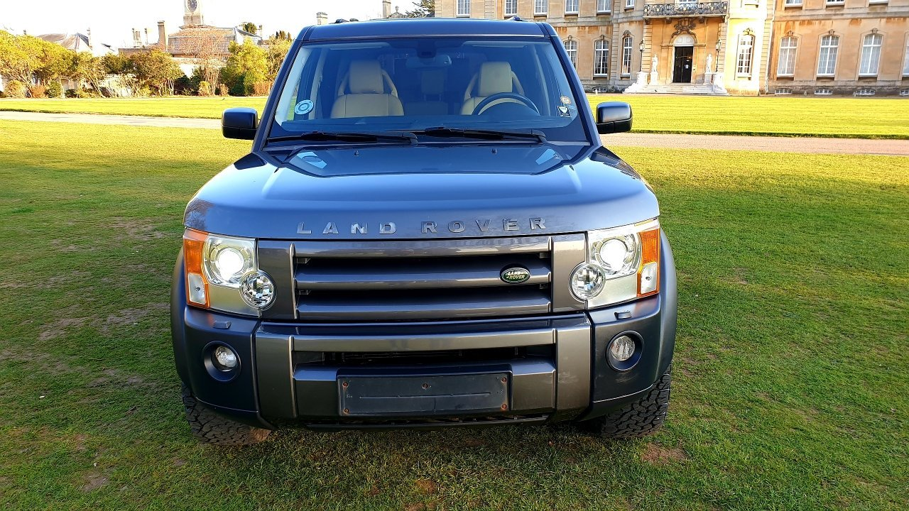 LHD 2005 Land Rover Discovery 3, 2.7 4X4 LEFT HAND DRIVE For Sale (picture 2 of 6)
