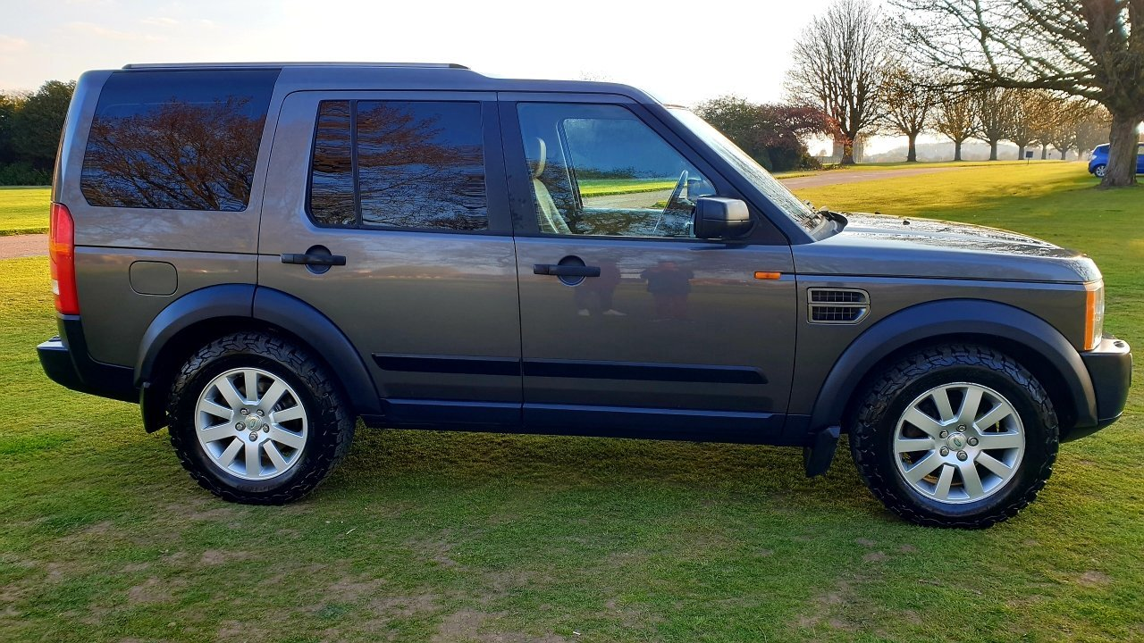 LHD 2005 Land Rover Discovery 3, 2.7 4X4 LEFT HAND DRIVE For Sale (picture 3 of 6)