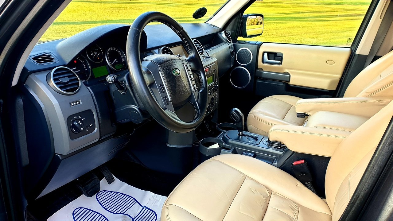 LHD 2005 Land Rover Discovery 3, 2.7 4X4 LEFT HAND DRIVE For Sale (picture 5 of 6)