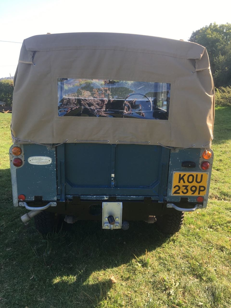 1975 Land Rover SIII with 200tdi Sold Deposit received SOLD (picture 2 of 6)