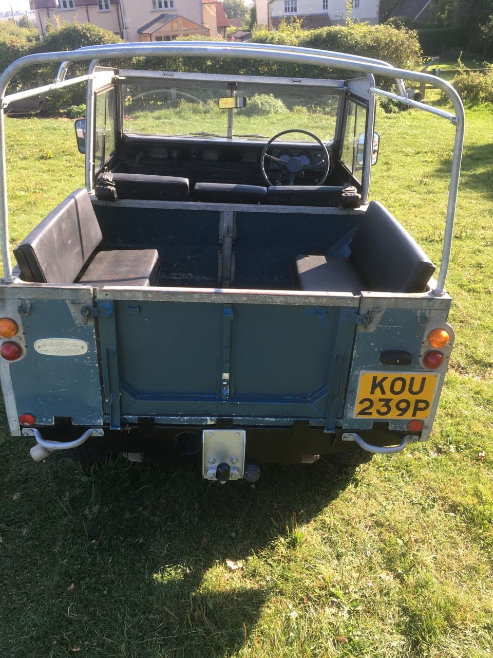 1975 Land Rover SIII with 200tdi Sold Deposit received SOLD (picture 6 of 6)