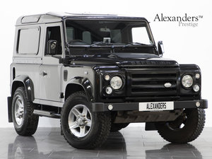 2008 08 58 LAND ROVER DEFENDER 90 SVX 60TH ANNIVERSARY EDITION
