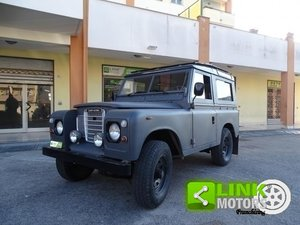 1980 Land Rover Defender SERIES 3 AUTOCARRO