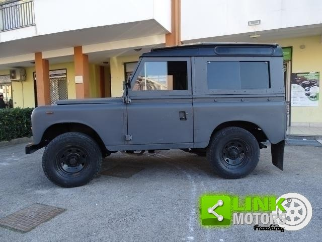 1980 Land Rover Defender SERIES 3 AUTOCARRO For Sale (picture 2 of 6)