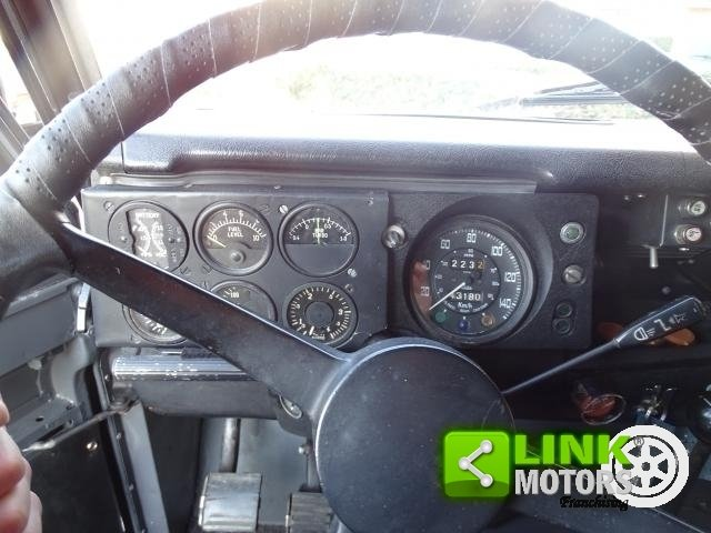 1980 Land Rover Defender SERIES 3 AUTOCARRO For Sale (picture 5 of 6)