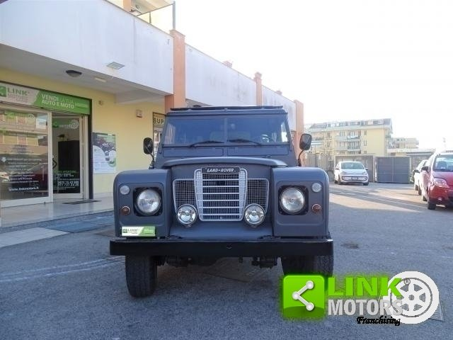 1980 Land Rover Defender SERIES 3 AUTOCARRO For Sale (picture 6 of 6)