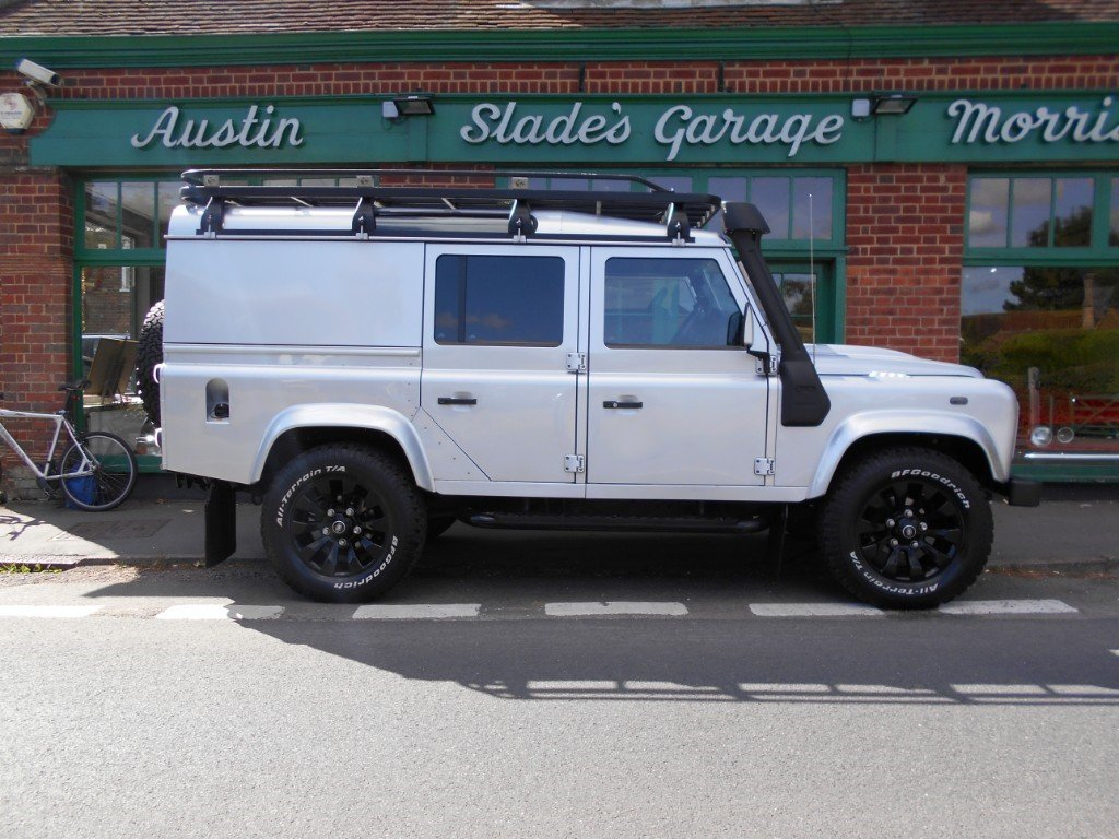2015 Land Rover Defender TD XS Utility  SOLD (picture 1 of 4)