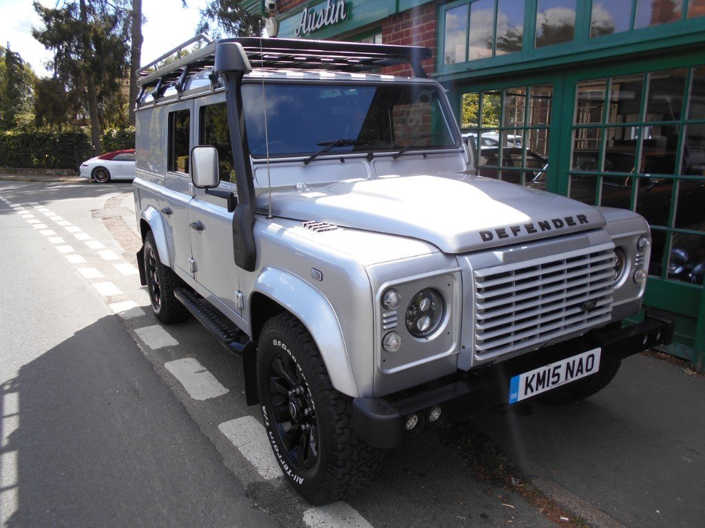 2015 Land Rover Defender TD XS Utility  SOLD (picture 2 of 4)