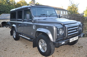 2010 LAND ROVER DEFENDER 110 XS HIGH SPEC