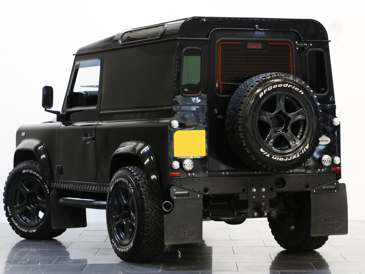 2015 15 LAND ROVER DEFENDER 90 2.2 OVERLAND TD HARD TOP XS MANUAL For Sale (picture 3 of 6)