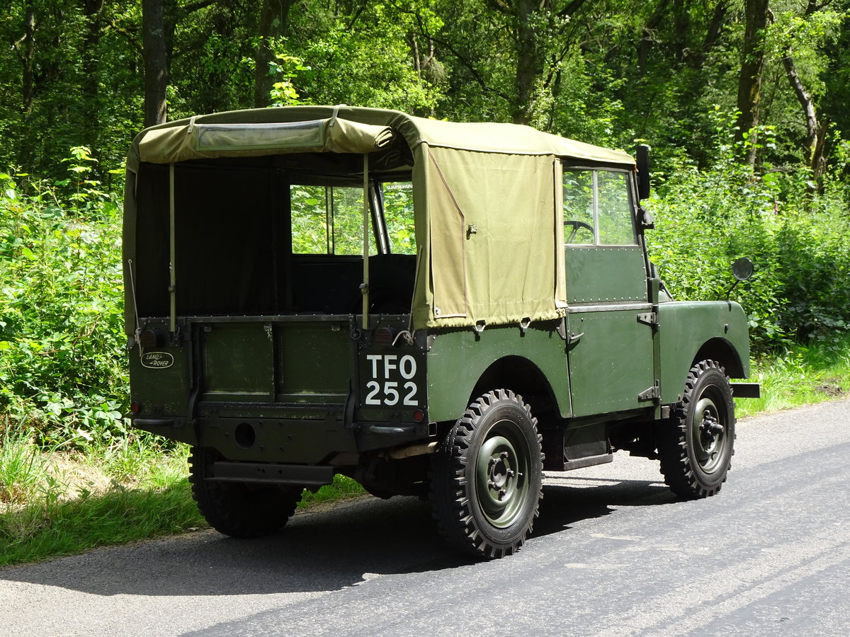 1952 Land Rover 80 For Sale (picture 2 of 6)