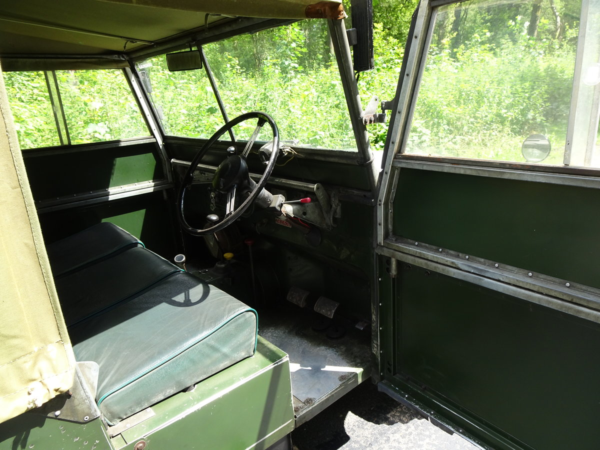 1952 Land Rover 80 For Sale (picture 3 of 6)