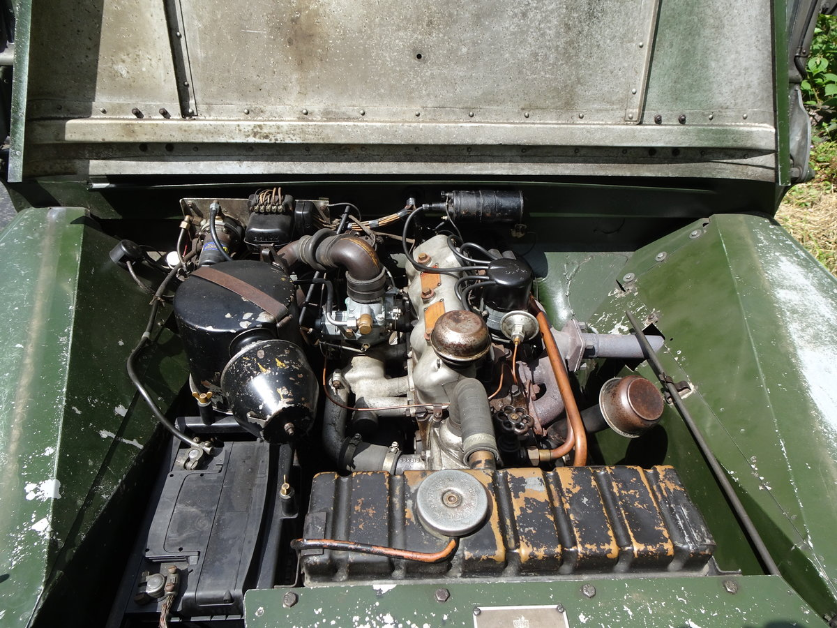 1952 Land Rover 80 For Sale (picture 4 of 6)