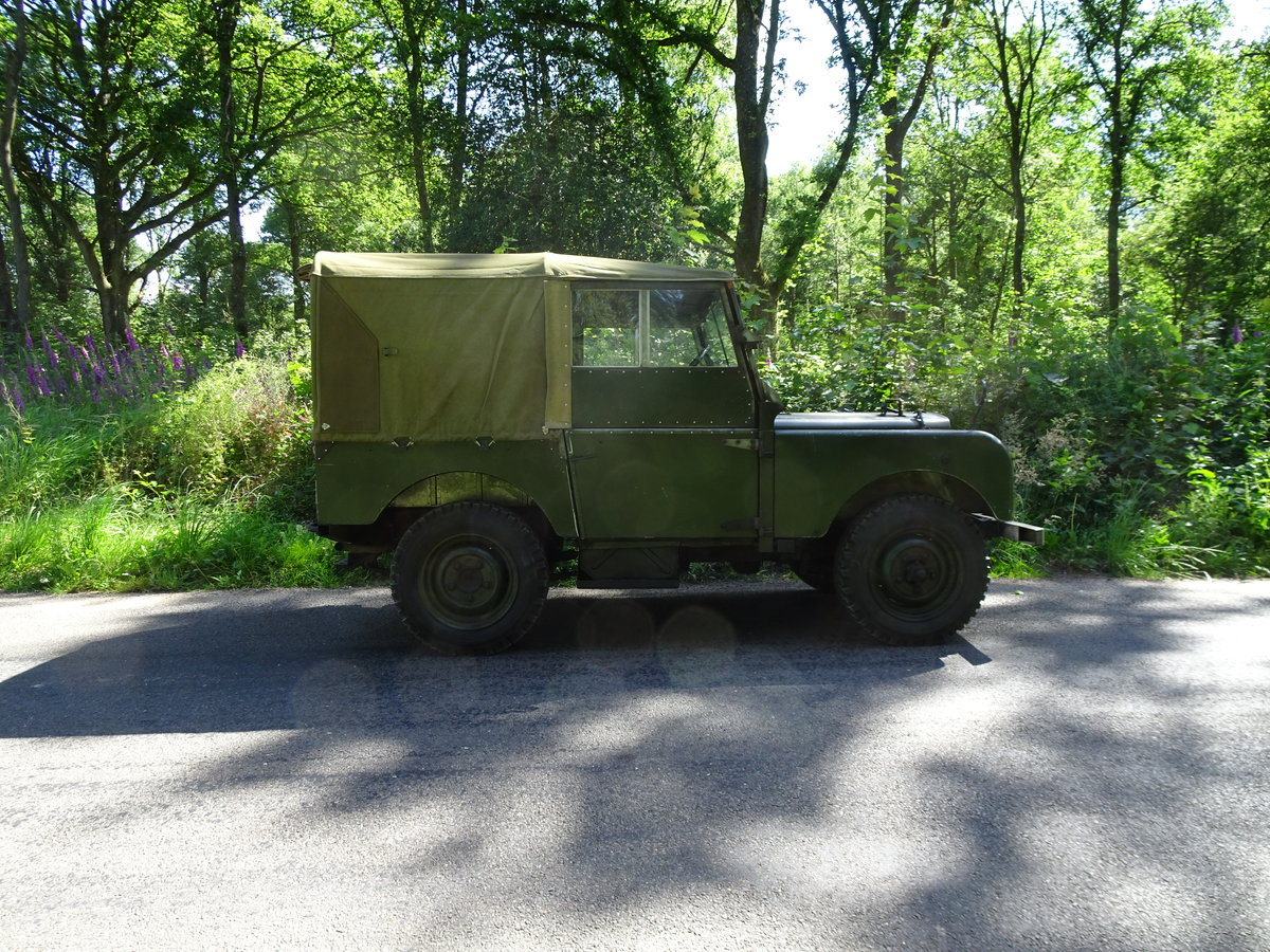 1952 Land Rover 80 For Sale (picture 5 of 6)