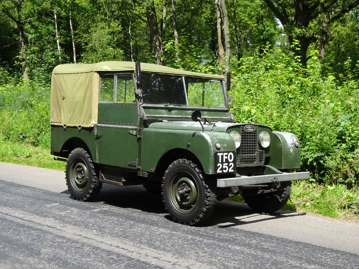 1952 Land Rover 80 For Sale (picture 6 of 6)