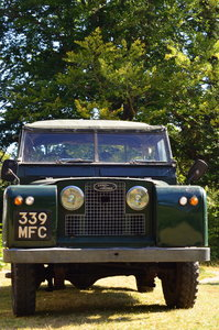 "1961 Landrover 88""  -   Series 2"