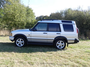 2003 Land rover Discovery II V8 Petrol - Exceptional!