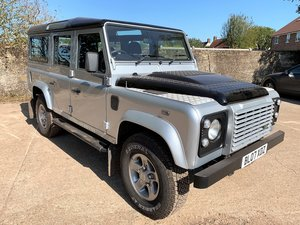 2007 Defender 110 TDCi XS station waqon +good history 75000m SOLD