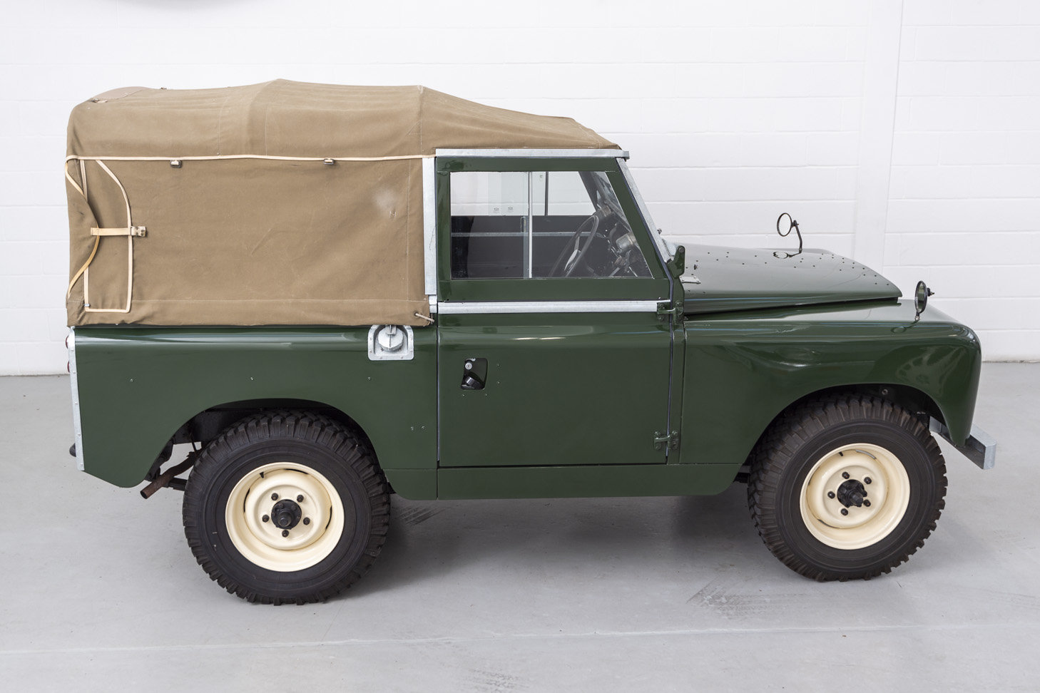 1960 Land Rover Series II 2 - Recent restoration For Sale (picture 3 of 6)