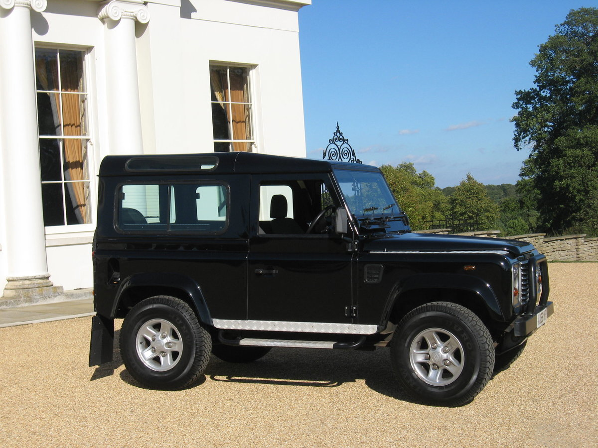 2007 Land-Rover Defender 90 County. For Sale (picture 2 of 6)