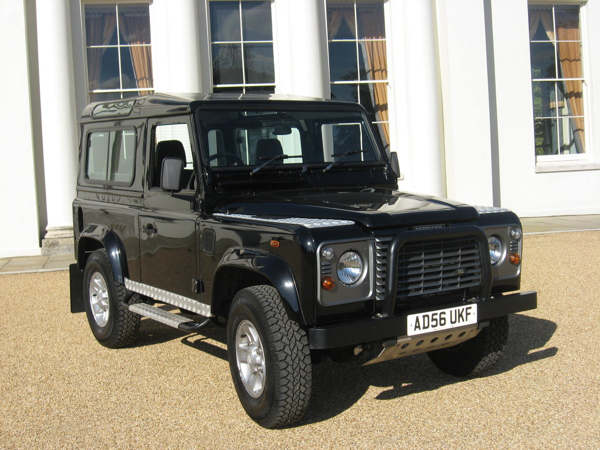 2007 Land-Rover Defender 90 County. For Sale (picture 3 of 6)