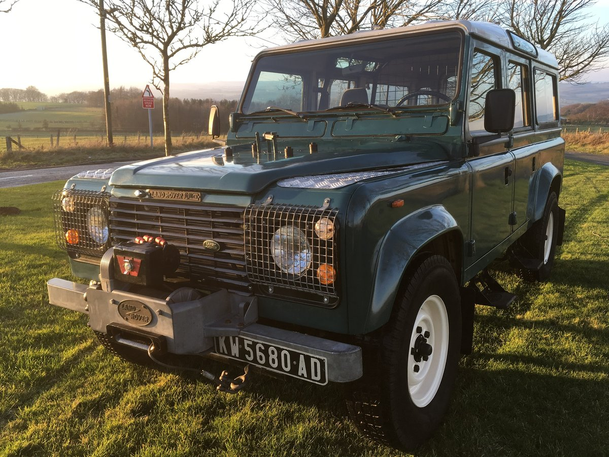 Picture of 1985 Land Rover Defender 110 Station wagon L.H.D For Sale