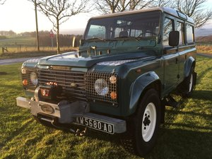 1985 Land Rover Defender 110 Station wagon L.H.D For Sale