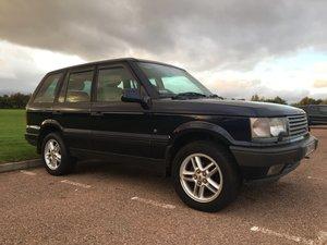 2000 Range Rover v8 SOLD