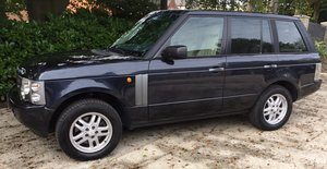 2004 RANGE ROVER VOGUE TD6 LHD - English reg. For Sale