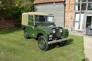 1951 Land Rover Series One 80 inch