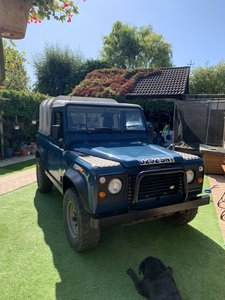 1987 Land Rover 90 pick up For Sale