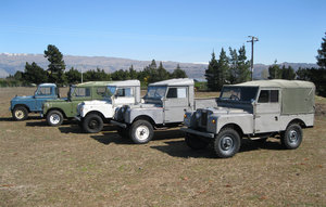 1956 Land Rover A lovely appreciating classic  For Sale