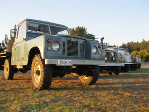1971 Series 2A LWB Land Rover