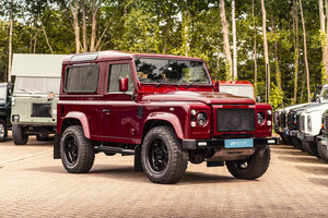 2015 Land Rover Defender - Twisted Custom Conversion For Sale