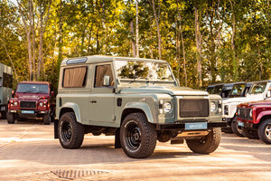 2015 Land Rover Defender - LR Motors Custom Works For Sale