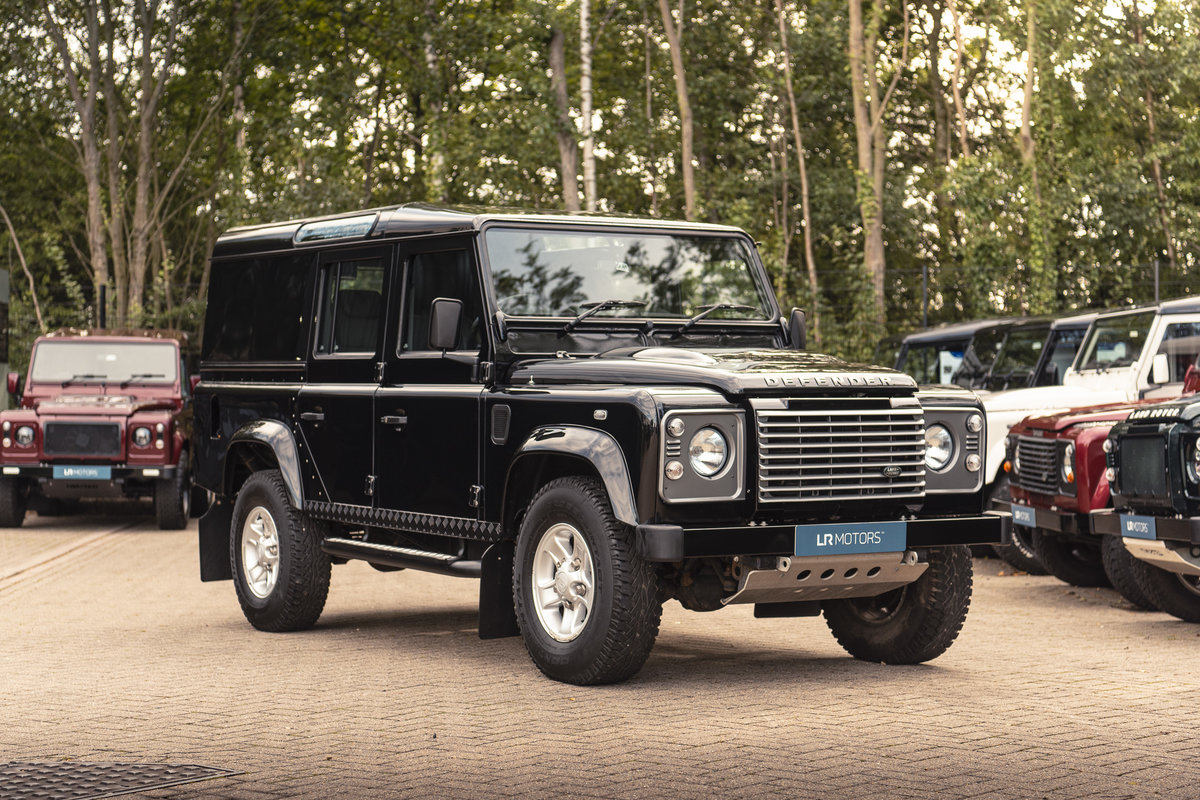 2015 Land Rover Defender XS Utility Wagon For Sale (picture 1 of 6)