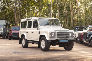 2014 Defender 110 XS Station Wagon For Sale