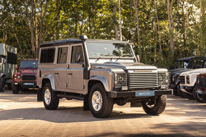 2014 Defender 110 - Wide Range of Extras - Automatic For Sale