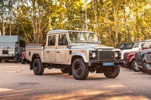 2015 Defender 130 Double Cab Pickup - Range of Extras - Automatic For Sale