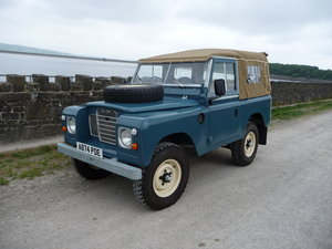 1983 LAND ROVER SERIES 3 – ONE OF THE LAST ! - Fully Rebuilt 500