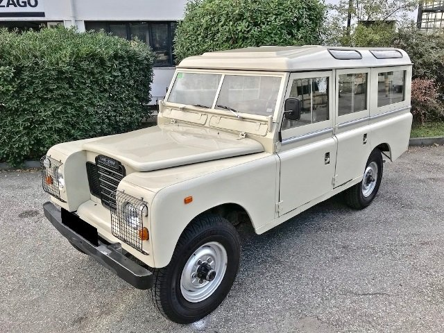 1980 LAND ROVER - 109 SANTANA ESPECIAL SERIE 3 For Sale (picture 1 of 6)